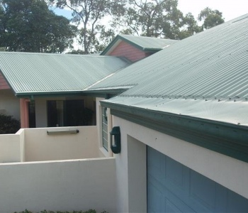 Colour Matched to Roof